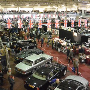 British Cars and Lifestyle beurs