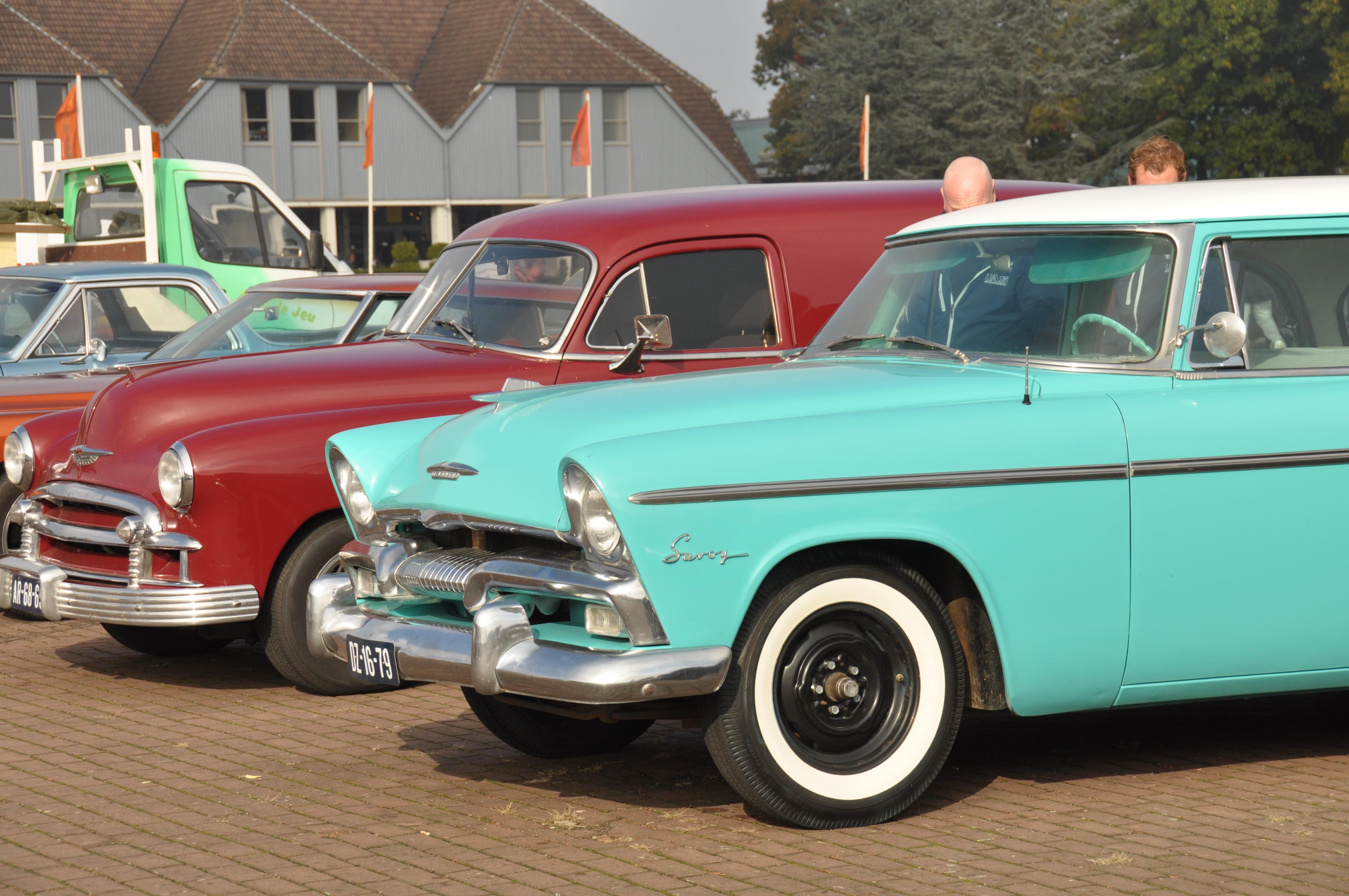 Oldtimerbeurs Automobielen